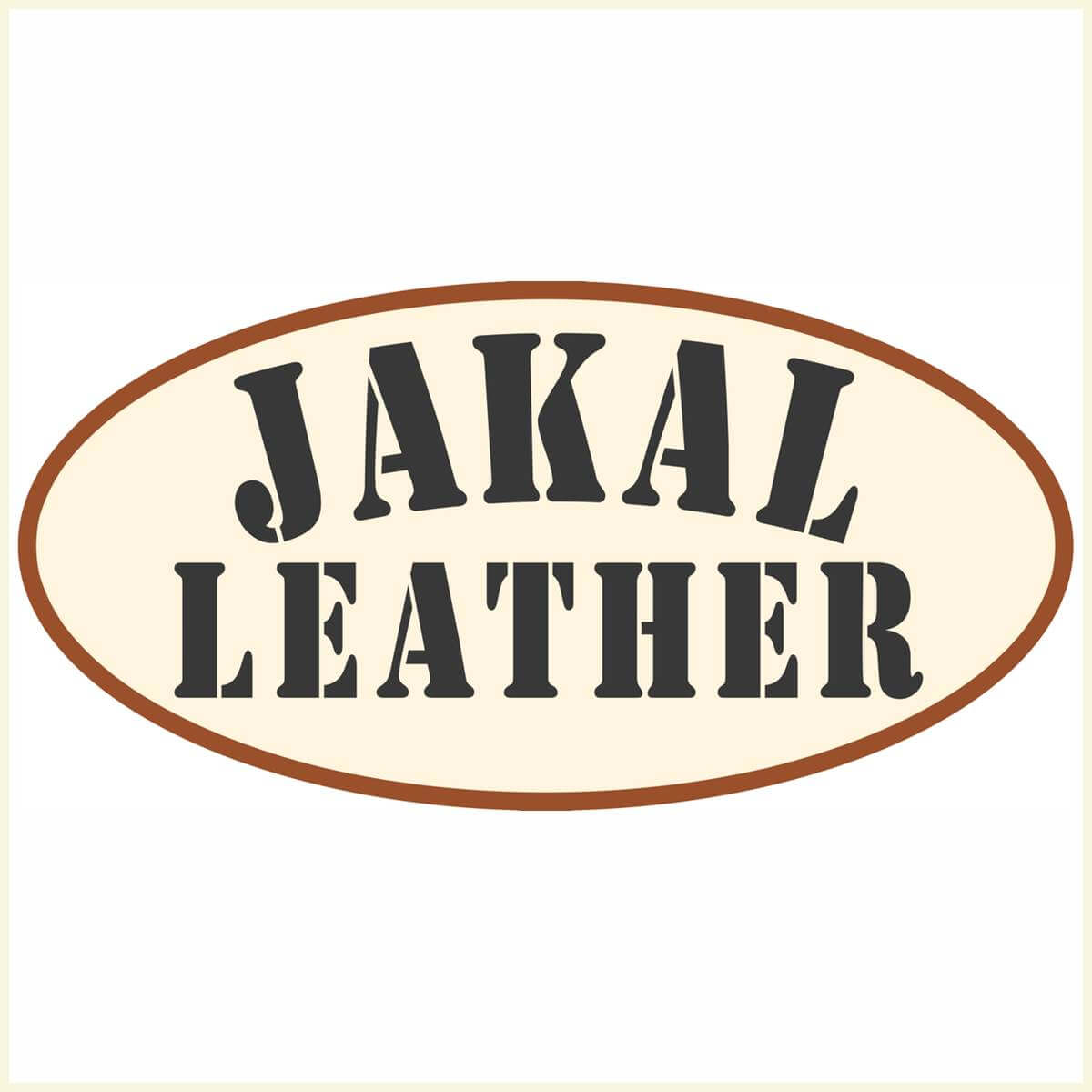 Jakal Leather Shop Logo