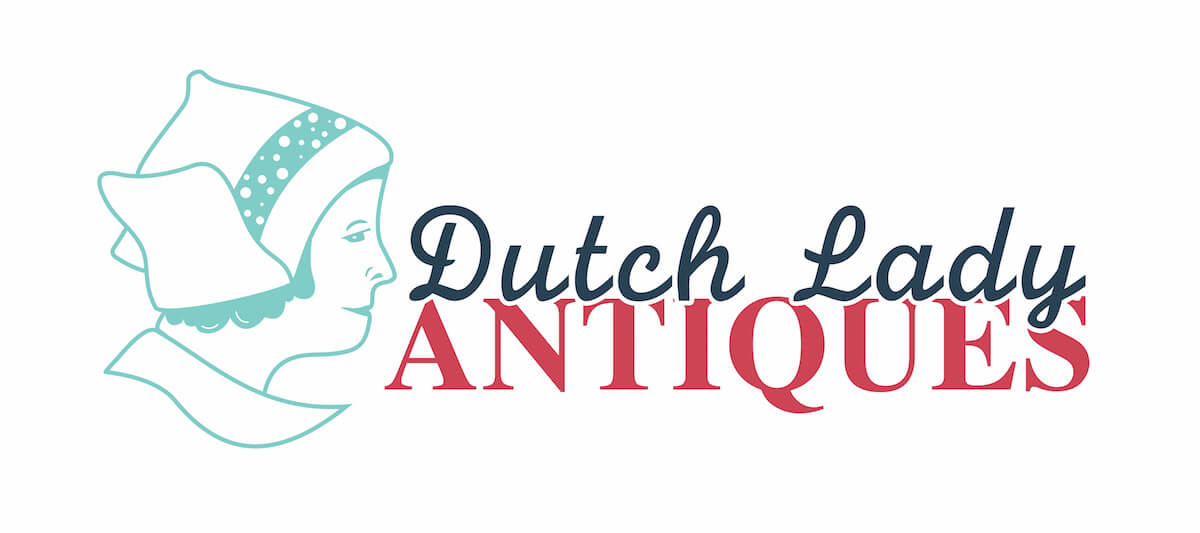 Dutch Lady Antiques Logo
