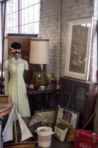Dutch Lady Antiques Vintage Dress
