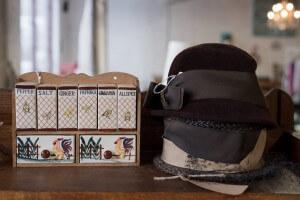 Dutch Lady Antiques Spice Jars