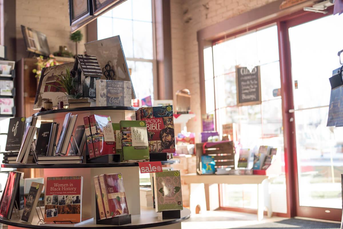 Light Of Grace Bookstore Front Entrance