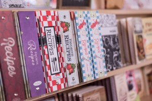 Light of Grace Bookstore Recipe Books