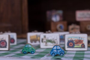 Market Street Fabric Co Miniature Puzzles
