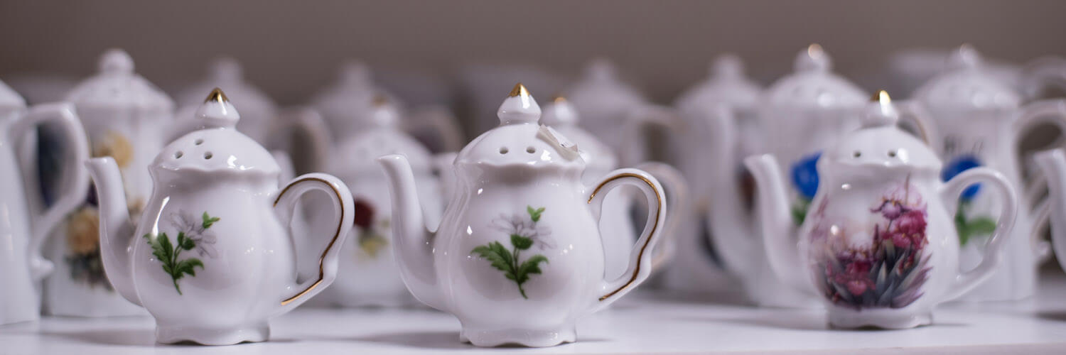 Teapot and More Header
