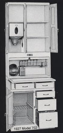 Flour Bin 1927