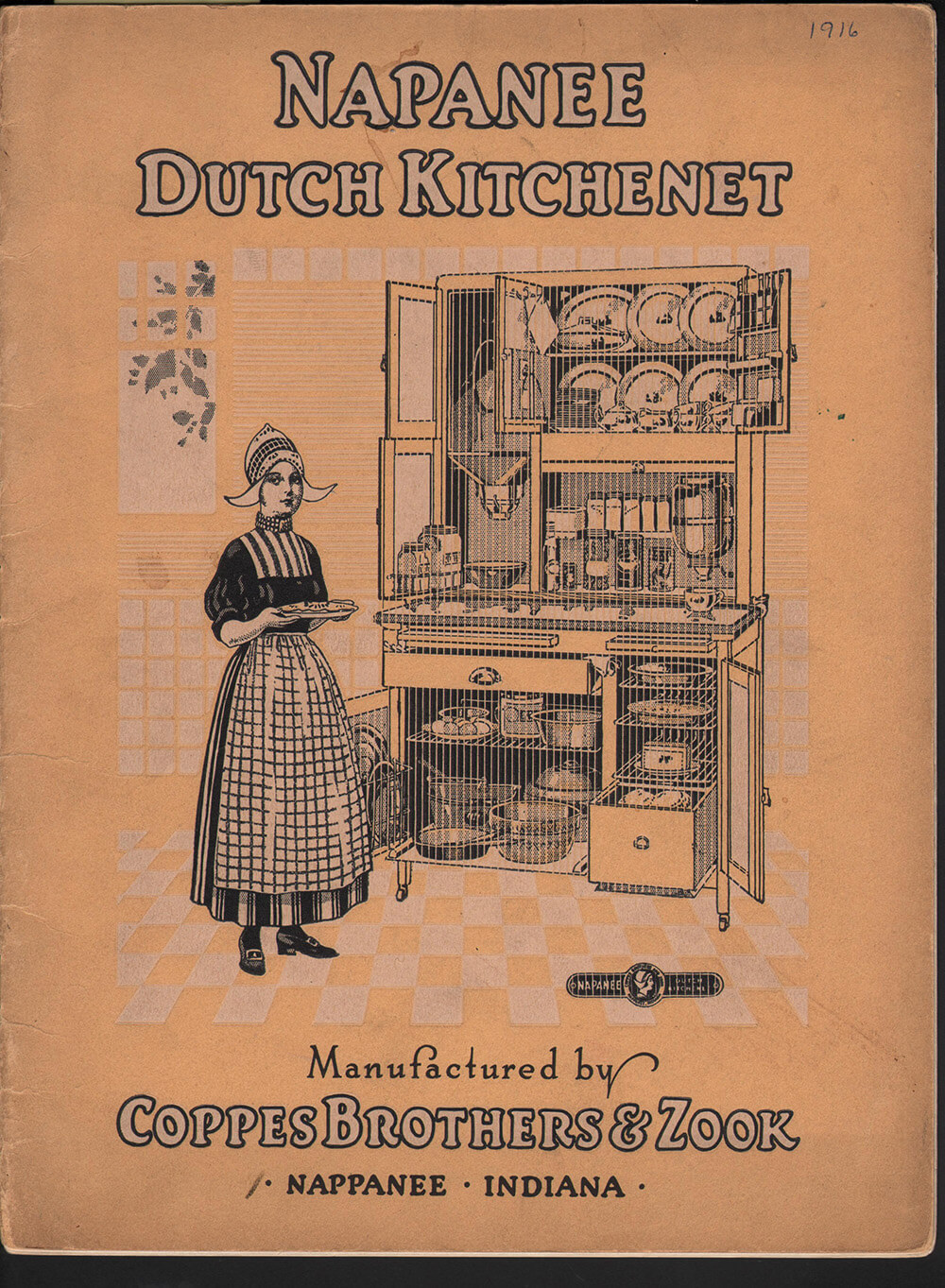 Dutch Kitchenet Catalog
