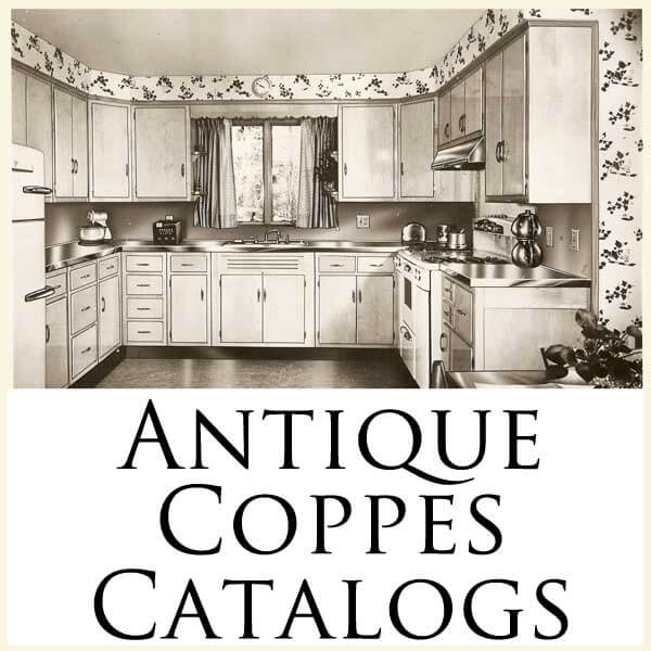 Antique Coppes Catalogs Icon