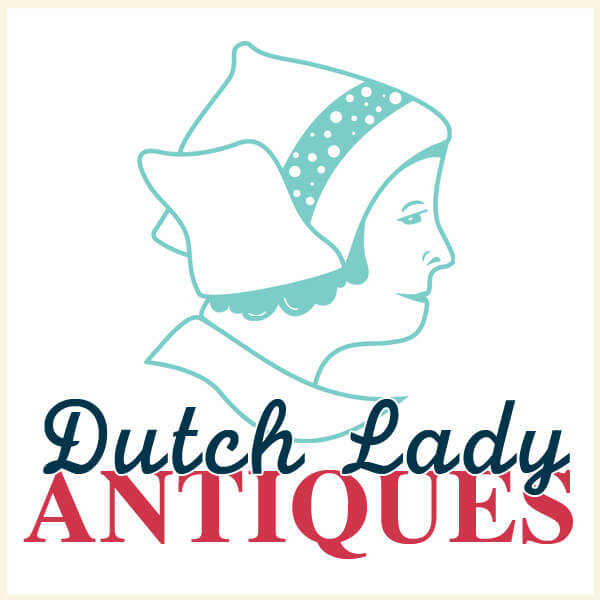 Dutch Lady Antiques Icon