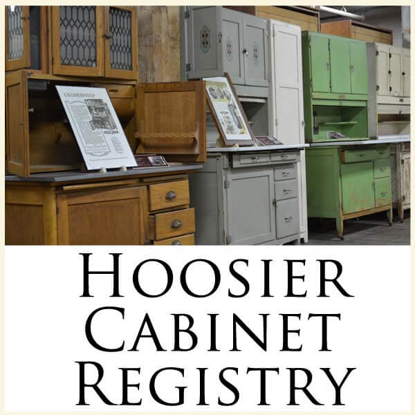 Hoosier Cabinet Registry Icon