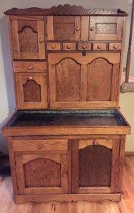 John Thomas Cabinet