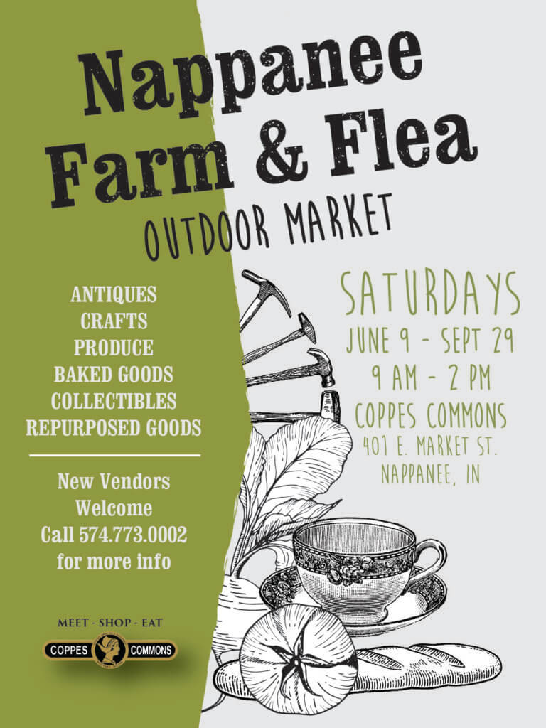 Farm & Flea Market Flier