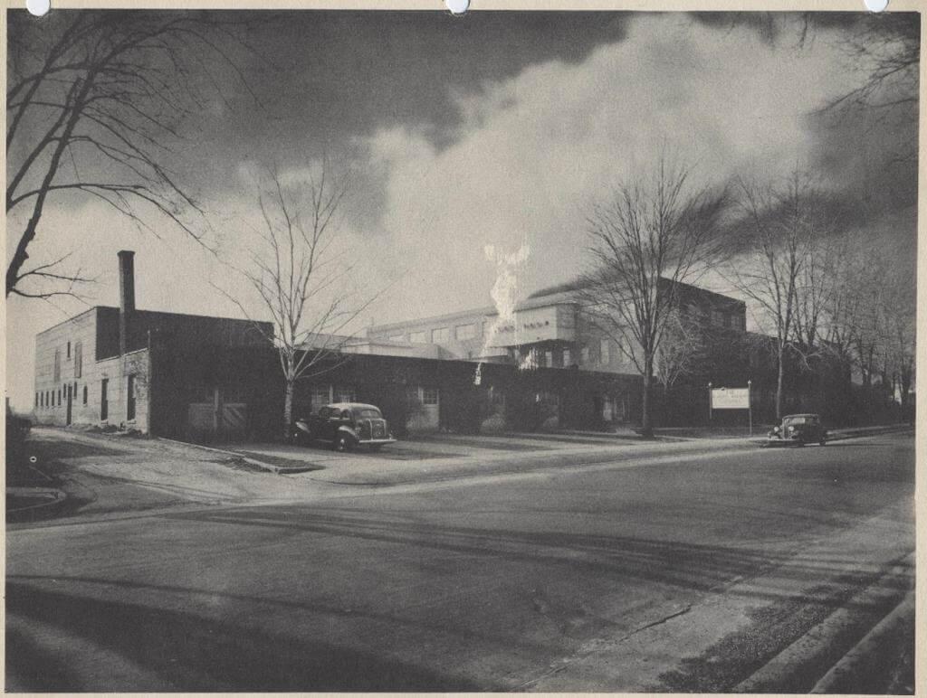 factory garage
