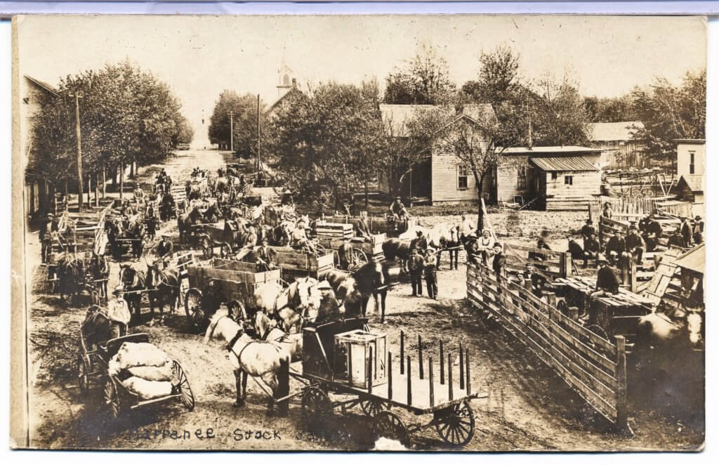 Nappanee Stockyards
