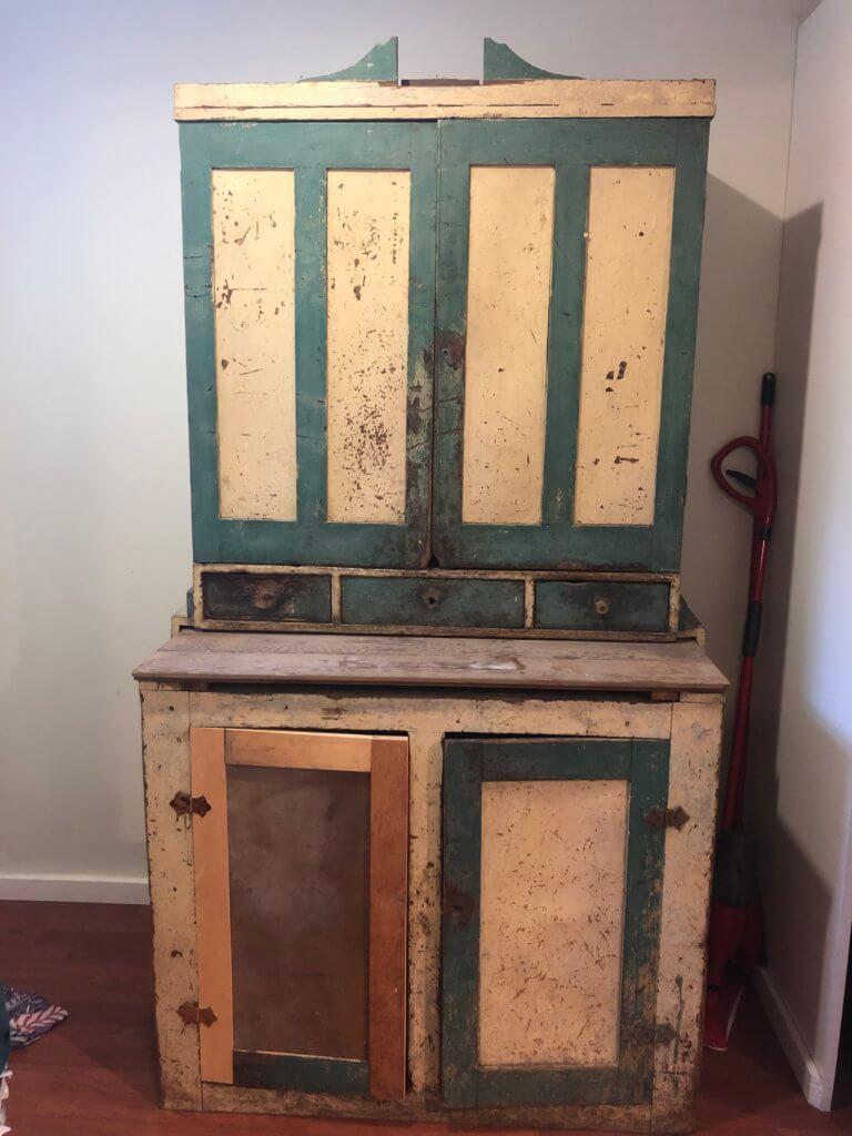 Early Hoosier Cabinet